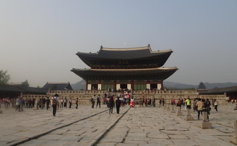 Snapshots of Korea